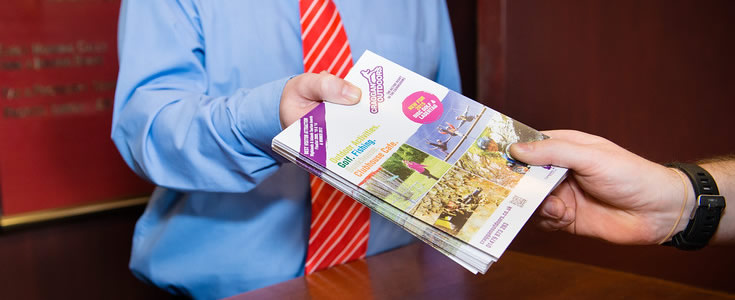 How effective is your marketing leaflet
