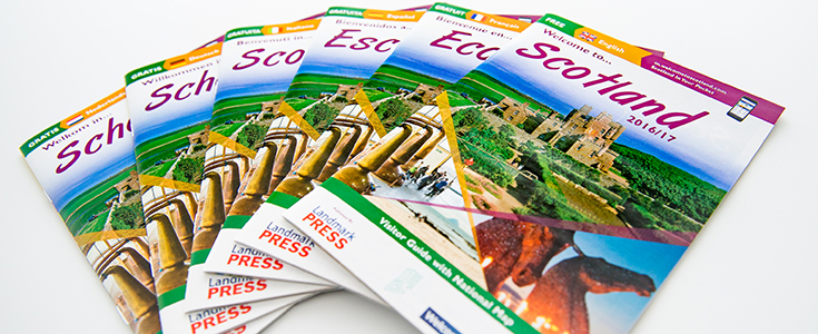 Welcome to Scotland Guide ALL Covers