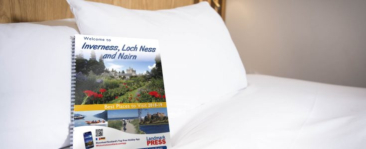Welcome to Inverness, Loch Ness and Nairn Bedroom Folder