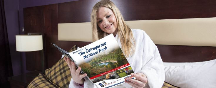 Welcome to The Cairngorms National Park Bedroom Folder