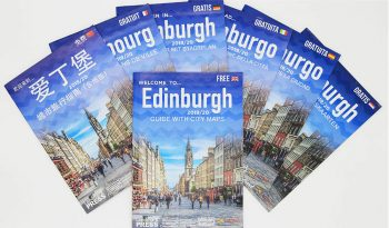 Welcome to Edinburgh Guide ALL editions