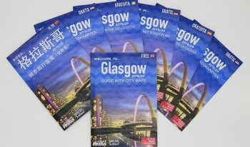 'Welcome to Glasgow' Guide